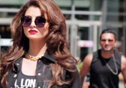 urvashi rautela nabbed at airport for having goods worth rs