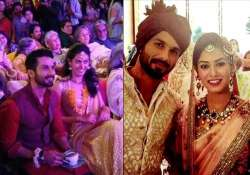 shahid mira wedding unseen videos that you just can t miss