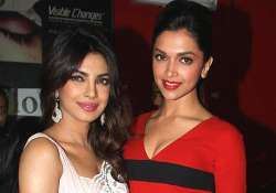 deepika priyanka s bond is much above all the rift rumours