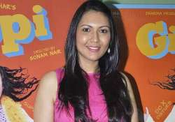 cast yet to be finalised for sonam nair s next directorial