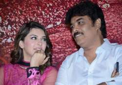 hansika has become my lucky charm sundar c