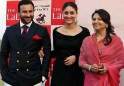 saif kareena planning a special trip for sharmila tagore on