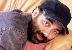 it s about publicity not talent now sunny deol