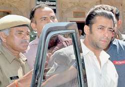 jodhpur court orders salman to appear in day to day hearing