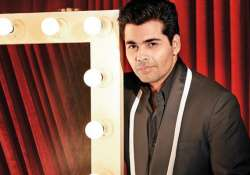 karan johar plans to direct next in early 2014