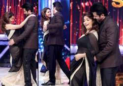 madhuri dixit and anil kapoor s hot dhak dhak dance on