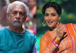 madhuri dixit was shy shooting steamy scenes with naseer