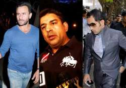 saif ali khan bilal amrohi and shakeel ladak face trial in