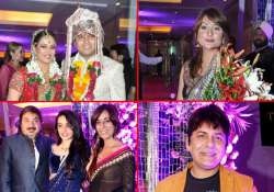 shweta tiwari ties wedding knot with abhinav kohli view pics