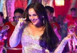 sonakshi inspired by sridevi parveen for disco song