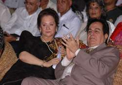 why is dilip kumar silent nowadays