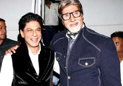 amitabh bachchan thanks srk for his wishes for yudh