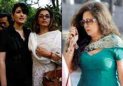 anita advani challenges dimple twinkle khanna s decision to