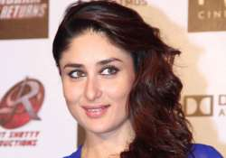 kareena kapoor rohit must make singham on a female police
