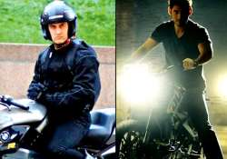 dhoom 3 gets a tough competition from mahesh babu s 1
