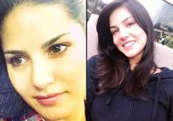 snapshot sunny leone spills hotness in without makeup looks