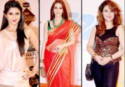 sonali bendre urvashi dholakia and jennifer winget sizzle