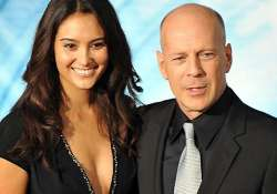 bruce willis wife scolds him for his stunts