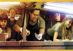 chef movie review enjoyable but cloyingly formulaic