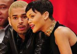 chris brown rihanna too busy to see each other
