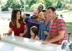 grown ups 2 movie review loud fluffy and mindlessly jerky