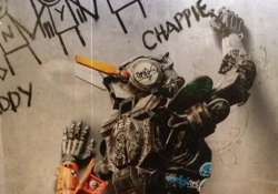 chappie movie review oddly charming