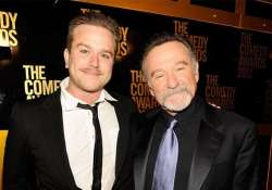 robin williams son zak misses his father all the time