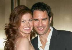 will grace stars eric mccormack and debra messing reunite