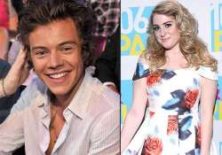 meghan trainor didn t know harry styles knew her