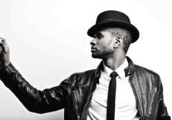 usher s friends throw a surprise birthday party