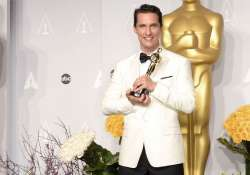 matthew mcconaughey wants to raise his kids in texas