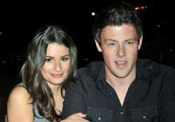 lea michele s cory monteith tribute song goes online