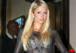 paris hilton to wear desi clothes in india