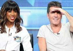 simon cowell will be a cool dad kelly rowland