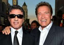 why stallone and schwarzenegger once couldn t stand