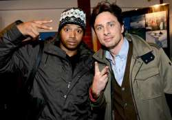 zach braff not interested in dating super famous girls