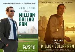 million dollar arm movie review a motivating film but poor