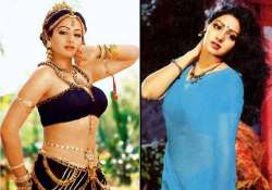 watch sridevi s top five hot songs