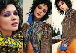 amy jackson s sexy photoshoot for verve see pics