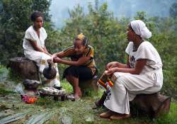 ethiopian coffee ritual great for bonding