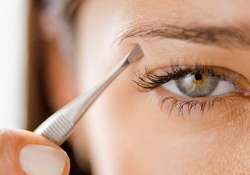 tips to get shapely eyebrows
