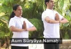 this is exactly how surya namaskar should be done