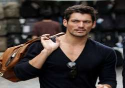 david gandy stays away from processed food