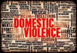 domestic violence leaves mental scars as well