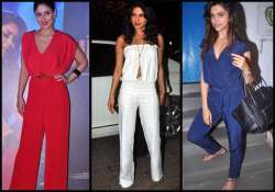 jumpsuits make red carpet style statement