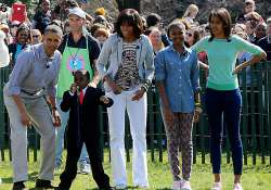 yoga fun at white house easter egg roll