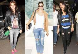 look chic with bomber jacket see pics