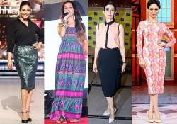 madhuri dixit to shraddha kapoor the best dressed divas of