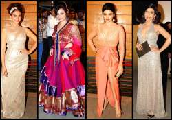 filmfare awards 2014 worst dressed bollywood actresses see