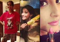 see what s sonam kapoor is up to this monsoon see pics